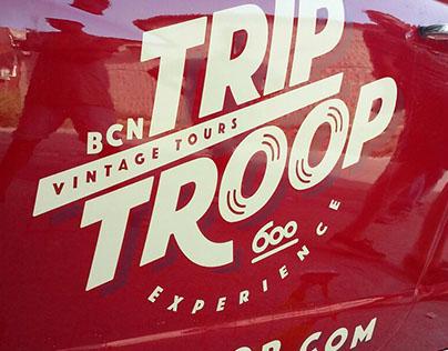 Trip Troop-Branding