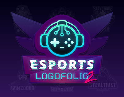 Esports logofolio 2020