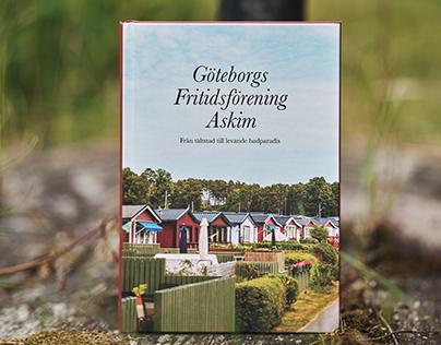 Book Design: Göteborgs Fritidsförening Askim