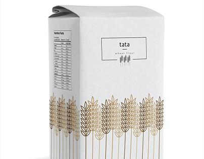 Flour Packaging Design
