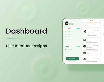 Dashboard Designs