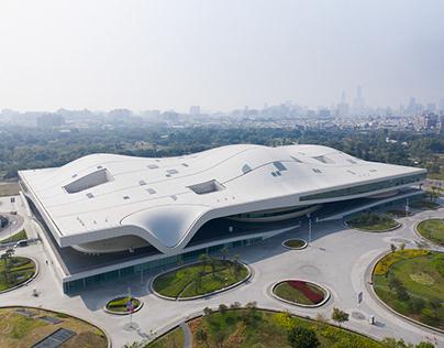 Kaohsiung Centre of Arts - Mecanoo