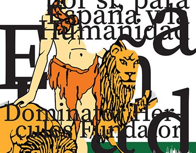 Dia de Andalucia 2020/ Poster / Monda