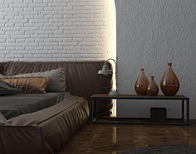 SIMPLE MASTER BEDROOM