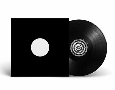 SELF SUFFICIENT PATTERNS / Phi003 / Album Design