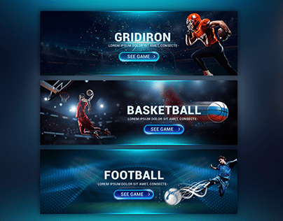 WEB BANNER /BETTING SITE BANNER