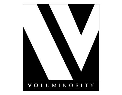 Voluminosity Logo Design