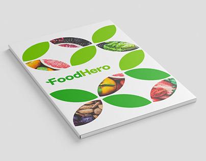 FoodHero Branding