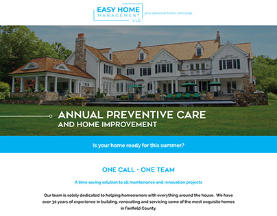 Easy Home Management LLC
