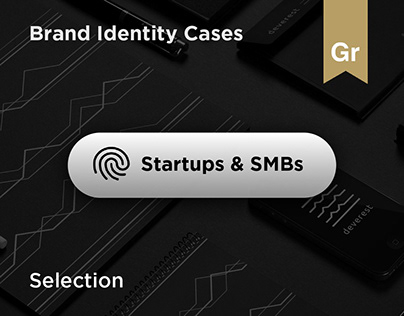 Brand Identity Cases for Startups and SMBs