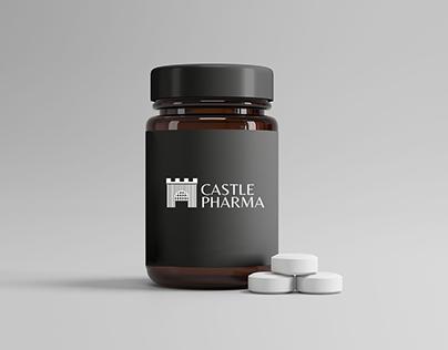 Castle Pharma - Branding