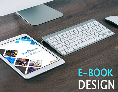 Ebook Design By Consagous