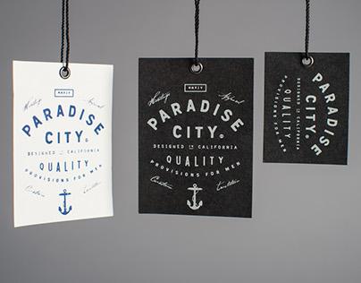 Paradise City USA -  Menswear