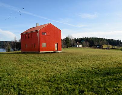 Sweden House ArchViz