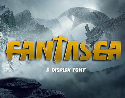 FANTASEA TYPEFACE | FREE