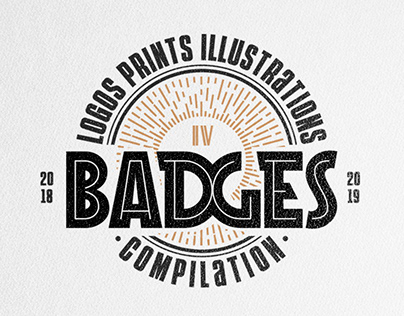 Logos and badges 2019