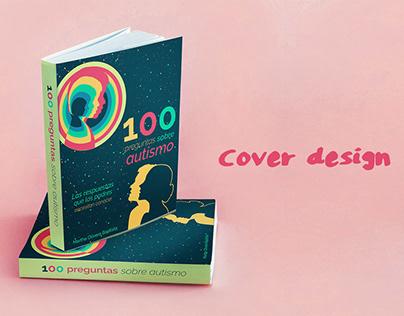 100 Preguntas sobre autismo | Book cover design
