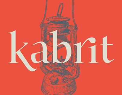 Kabrit - Typeface