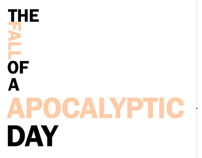 The Fall of a Apocalyptic Day