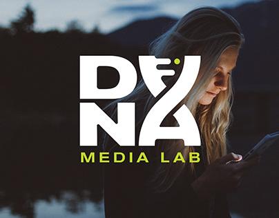 DNA Media Lab Logo