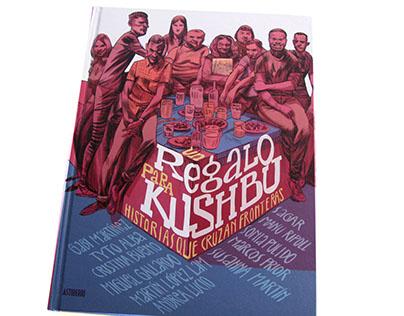 Un regalo para Kushbu Graphic Novel