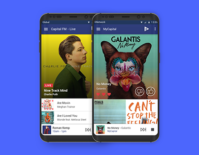 Global Player for Android