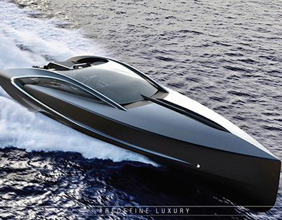 19M Power Yacht