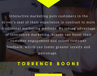 Torrence Boone Quote Cards   June 2021
