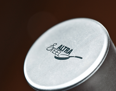 Altra Steel - Branding