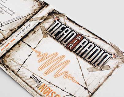 Dead Air Radio CD Packaging