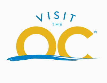 Visit The OC Press kit Mockup