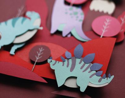 My Paper Dino