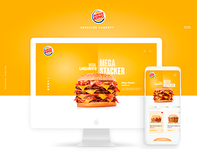 Burger King - Concept layout