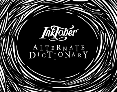 Inktober Alternate Dictionary 2018