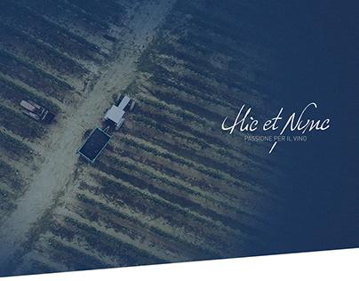Hic et Nunc Winery