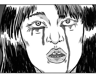 Gogo Yubari - Manga Illustration