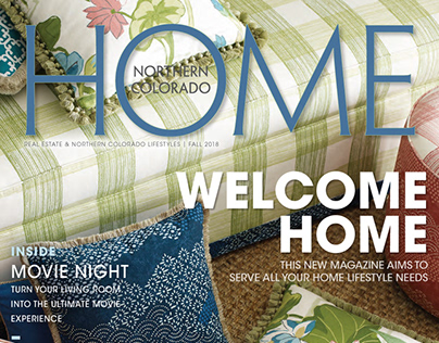 Northern Colorado Home magazine