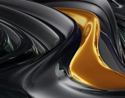 Flowing : Metal