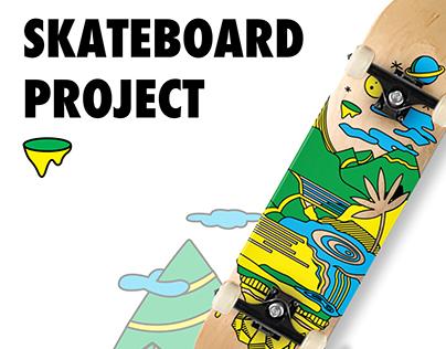 Skateboard Project