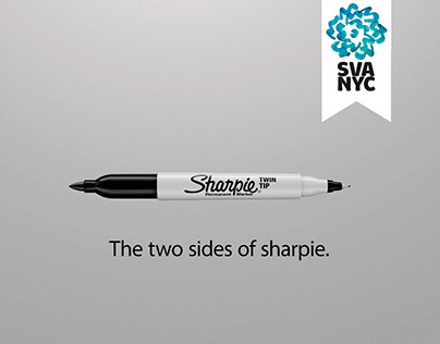 SHARPIE / SVA NEW YORK