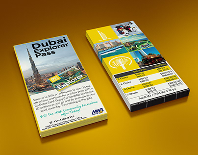 Travel & Tourism Leaflets: MWR Community Recreation