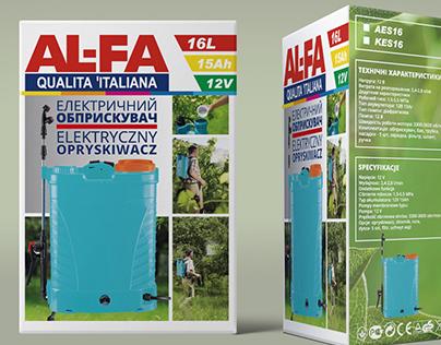 ALFA PACKAGING BOX