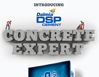 Dalmia DSP Cements The Concrete Expert