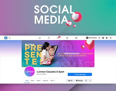 Social Media | Campanha Mães