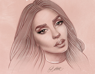 Eleni Foureira | Illustration