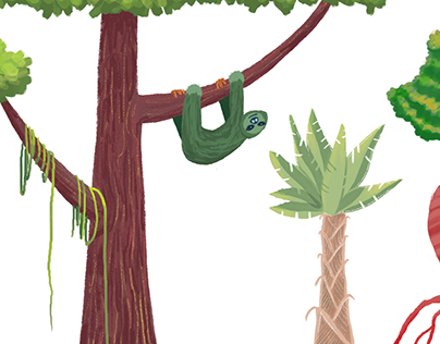 Tree Designs (Go Bananas)