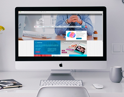 Sitio Web - Centro de Neurociencias Ángeles