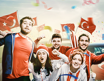 Opet - Milli Takım Dünya Kupası 2018 Key Visual