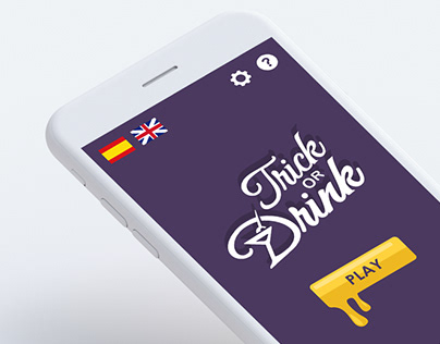Drinking Game App - Graphics