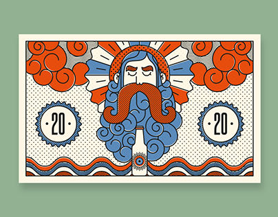 Sucellos - Illustration & Packaging